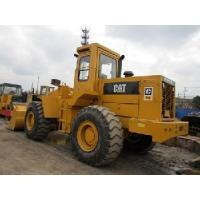 China Used Caterpillar CAT966E Wheel Loader on sale