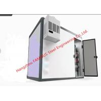 Buy cheap Small Size Home Walk In Freezer For Fruit Vegetables And Meat Storage product