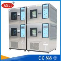 Buy cheap Double Test Zone Hot Cold Temperature Cycling Test Chamber product
