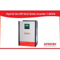 Buy cheap On / Off Grid 4kva 48v Most Efficient Solar Inverter With Mppt Solar Charge Controller from Wholesalers