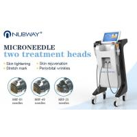 Buy cheap Auto micro needle therapy system microneedle fractional radiofrequency rf fractional skin resurfacing product