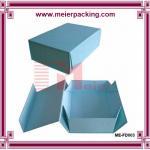 Buy cheap CUSTOM LUXURY PRINTED LAMINATION MAGNETIC DISPLAY REYCLED HANDMADE CARDBOARD GIFT PAPER BOX WHOLESALE product