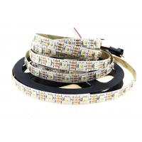 Buy cheap SK6812 4 In 1 Magic RGB LED Strip SMD 5050 Individual Addressable Self Adhesive product