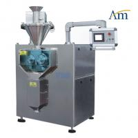 Buy cheap 30-200 Kg/H Powder Granulator Machine , Vertical Roller Compactor For Dry Granulation product