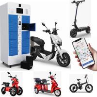 Buy cheap Smart Battery Swap Station For Electric Scooter product