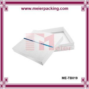 Buy cheap Album photo paper box/Wedding favor custom paper box/Elgant rigid paper box ME-TB019 product