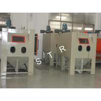 Buy cheap Industrial Pressurized Sandblasting Machine Workpieces Rapid Blast Portable product