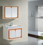 Buy cheap Modern Wall Hang MDF Bathroom Cabinet Vanity Set (MS0806) product