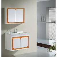 Buy cheap Modern Wall Hang MDF Bathroom Cabinet Vanity Set (MS0806) product