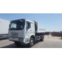 Buy cheap Safety 10 Tons Heavy Duty Dump Truck With High Rigidity Model  ZZ3167M3811 product