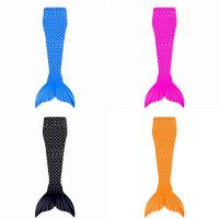 Buy cheap Sparkle Childrens Mermaid Tails Different Colors Smooth Comfortable To Swim from wholesalers