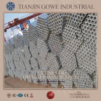 Hot Dipped Galvanized Pipe Q235 3.2mm 6m Length For quick fit scaffolding