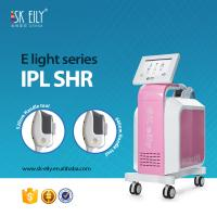 China Factory Suggested Skin Rejuvenation black head remover OPT IPL shr Hair Removal machine on hot sale on sale