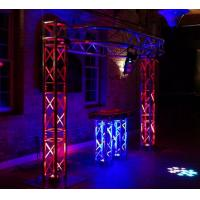 Buy cheap Ceremonies Ladder Mini Aluminum Stage Truss Non - Toxic For Small Project Events product