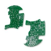 Buy cheap Special Shape Two Layers Rigid PCB product