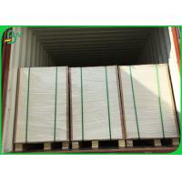 China Professional Glossy Coated Paper / GC1 Paper Board 255gsm 305gsm 345gsm on sale