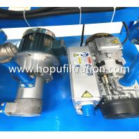 Quality Explosion-proof Vaccum Hydraulic Oil Regeneration Purifier, Lube Oil Recondition for sale