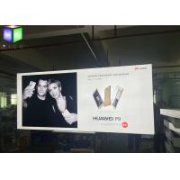 Buy cheap Back Lighting Fabric Light Box 2 Side / Textile Led Light Box Signs Indoor product