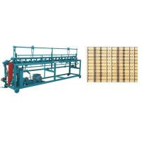Bamboo curtain / plain / mat / blind weaving machine