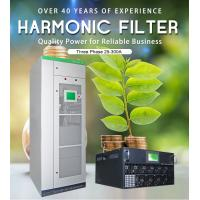 Buy cheap Copper Active Harmonic Filter / Active Power Filter ISO 9001 Passed product