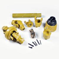 Quality Cropper Combine Harvester PTO Drive Shaft Parts For Farm Land , Long Life for sale