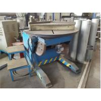 Buy cheap 5T Horizontal Rotary Welding Positioner Turntables Speed Adjust By Inverter product