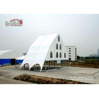 Buy cheap Outdoor Church Tent For 100 - 10000 People Capacity Clear Span Aluminum Frame product