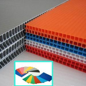 2440x1220mm 4x8 3mm 5mm coroplast sheet for packaing printing