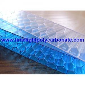 Buy cheap Pc sheet, polycarbonate sheet, pc hollow sheet, polycarbonate holloww sheet, polycarbonate panel product