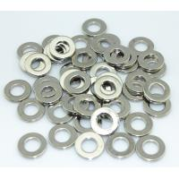 Buy cheap N40 Ndfeb Small Ring Neodymium Disc Magnets for Electric , rare earth permanent magnets product