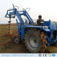Buy cheap For making tree holes TRACTOR AUGERS BORE THROUGH product