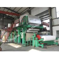 China 1575mm high quality toilet paper making machine, toilet roll making machine on sale