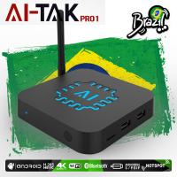 Buy cheap HTV5 IPTV Box Brasil  4K  400 TV Channels Bluetooth Android 6.0 With Playback product