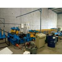 Buy cheap Beam Cold Roll Forming Equipment Producing Steel Supermarket Shelves Storage Rack product