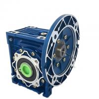 Buy cheap Durable High Frequency RV Reducer , Worm Drive Reduction Gearbox product
