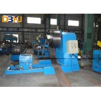 Buy cheap Hydraulic Punching 0.4mm 6m/Min Door Frame Rolling Machine product