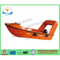 China Solas Approval Lifeboat Rescue Boat 7.5m With Oil - Resistant Foam Fender on sale