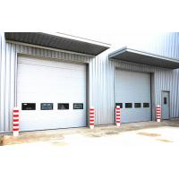 Buy cheap Automatic Vertical Lifting Industrial Sectional Doors Polyurethane Foam Insulation product