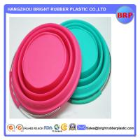 Buy cheap Different Colors Silicone Molded Parts Mould For Daily Life Barrels Cups Bowls Cover product