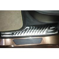 Buy cheap Polished Side Door Sill Inner Scuff Plate For HAIMA S7 2013 2015 product
