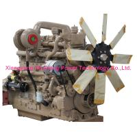 Buy cheap Cummins Industrial Diesel Engines Petroleum Machinery Powered KT19-C450 CCEC product