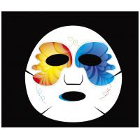 Buy cheap Custom Animal Face Pack Paper Facial Mask 30% Viscose 70%Polyester product