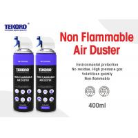 Buy cheap Non Flammable Air Duster , Non - Corrosive Aerosol Electronics Cleaner Leaves No Residue product
