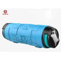 Buy cheap 18V 3A Power Adapter Blue Portable Bluetooth Speaker For Hands - Free Phone product