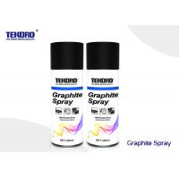 Buy cheap Graphite Spray / Spray Grease Lubricant For Gaskets / Motors / Handling Equipment product