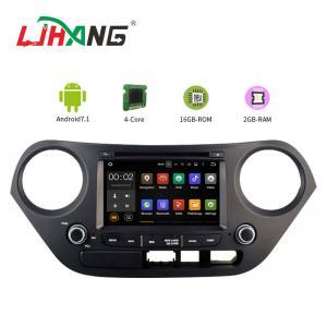 Buy cheap Original Car User Interface Hyundai I30 Navigation Gps Dvd Player With Radio Tuner product