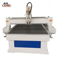 Buy cheap Jinan CAMEL CA-1325 wood machinery/PVC WPC MDF Full Automatic Door Making cnc wood carving machine product