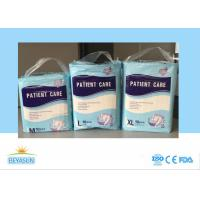 Comfortable Adult Disposable Diapers High Absorbency Adult Night Nappies