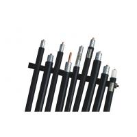 Buy cheap Low Loss 100 Coaxial Cable with PVC Jacket, Flexible Braiding 50 Ohm Cable for WLL, GPS product