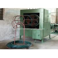 Buy cheap PVC Coated Gabion Mesh Machine , High Speed PVC Coating Line Stable Output product